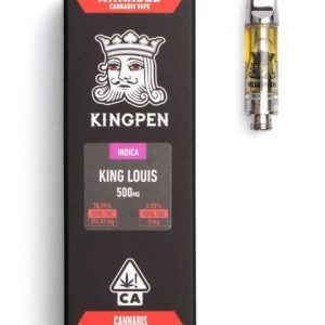 710 King Pen King Louis OG Vape Cartridge