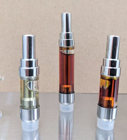 Cannabis Oil Vape Pens